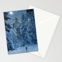 Ithaqua the Windwalker Stationery Cards