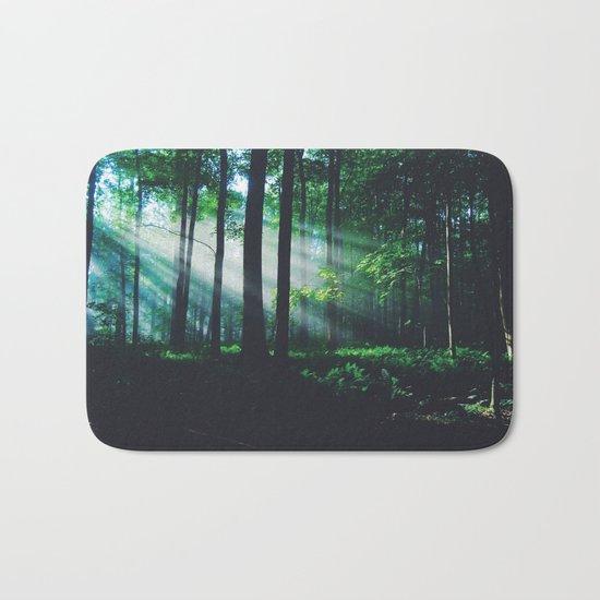 heavenly woods Bath Mat
