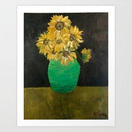 Sunflowers II Art Print