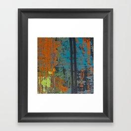Tuesday Night (Porte Cachere) Framed Art Print