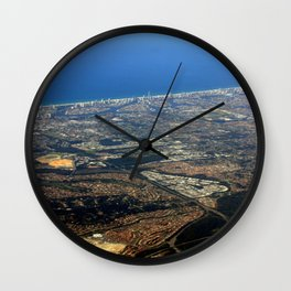 Surfer's Paradise (Gold Coast) Australia Wall Clock