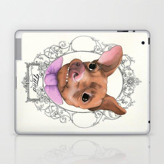 Chihuahua - Tuna  Laptop & iPad Skin