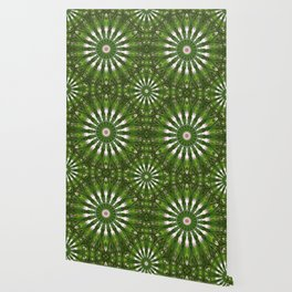 Midsummer dream mandala Wallpaper