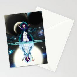 Forever Mage - Dark Version Stationery Cards