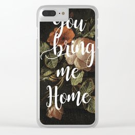 Harry Styles Sweet Creature graphic artwork Clear iPhone Case