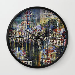 Cut ire tendency order grin in run rhyme ail bust! Wall Clock