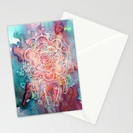 Freedom Mandala Stationery Cards