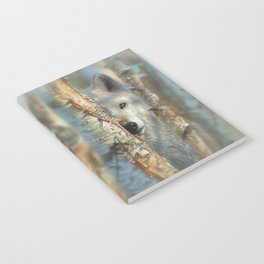 White Wolf - Focused Notebook