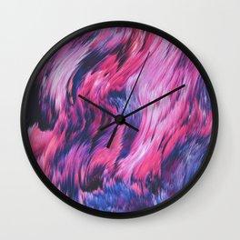 Reiterate XIII Wall Clock