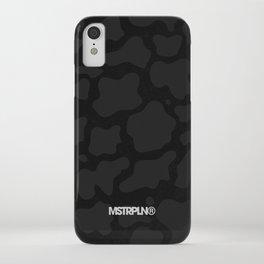 Lunar Camo iPhone Case