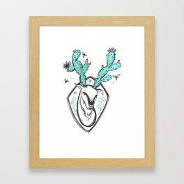 Nature Mount  Framed Art Print