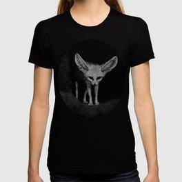 Sahara, a fennec fox T-shirt