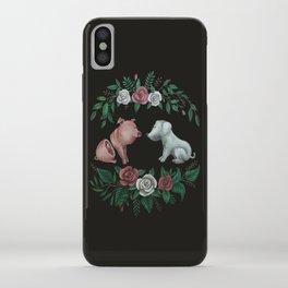 Fuck Speciesism iPhone Case
