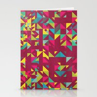 chaos Stationery Cards featuring Chaos by Arcturus
