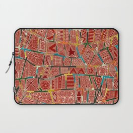 ESHE red Laptop Sleeve