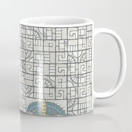 Butterfly's Journey II Coffee Mug