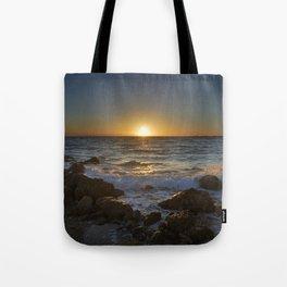 Gold Waves. Sancti Petri Tote Bag