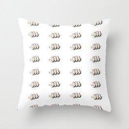 Maki buffet Throw Pillow