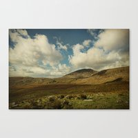 irish Canvas Prints featuring Irish Skies by Sharon Johnstone