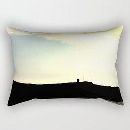 This Way Lies Home - Original Photographic Art  Rectangular Pillow