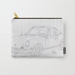 1970 911 Targa Carry-All Pouch