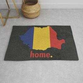 Romania Proud Rug