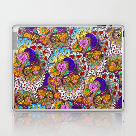 Such a perfect day Laptop & iPad Skin