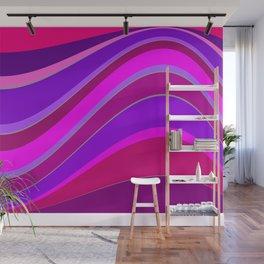 undulating Wall Mural