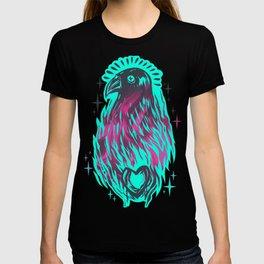 Raven Blood Color T-shirt