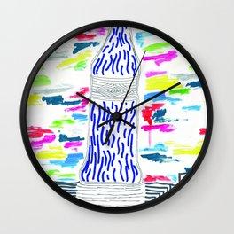 Made in Brasil Wall Clock