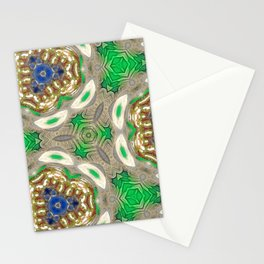 Mix of Mutated Patterns Var. 1 Stationery Cards