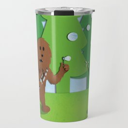 SW Kids - Chewie Bubbles Travel Mug