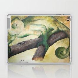Chameleon Painting Laptop & iPad Skin