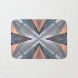 Geometric Mandala 08 Bath Mat