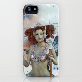 Space Siren: Mermaids of the Sky iPhone Case