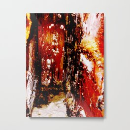 Bee Hive #4 Metal Print