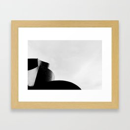 open spaces Framed Art Print