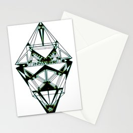 Invisibility  Stationery Cards