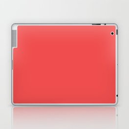 Solid Neon Grapefruit Laptop & iPad Skin