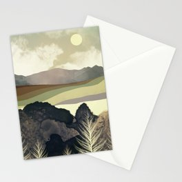 Retro Afternoon Stationery Cards