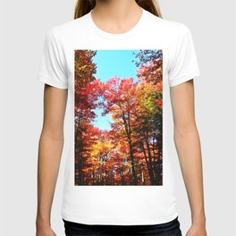 Fall Forest Delight T-shirt
