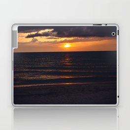 Sunset On Clearwater Beach, FL Laptop & iPad Skin