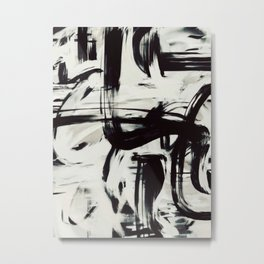Shen Metal Print