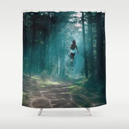 revival. Shower Curtain