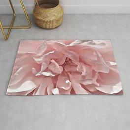 Pink Blush Rose Rug