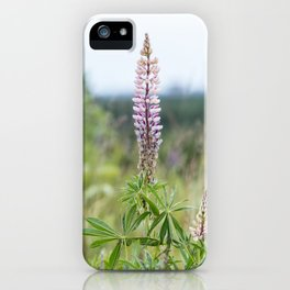 Almost alone iPhone Case