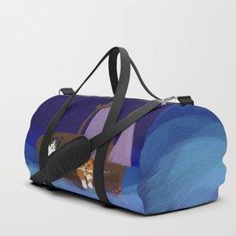Feline Seafarers Duffle Bag