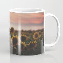Oahu's Sunflowers Coffee Mug