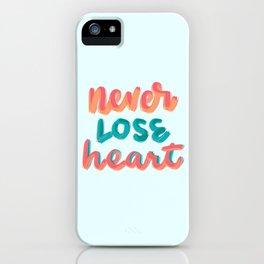 2 Cor 4:16 iPhone Case