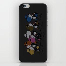 Reservoir Yoshis iPhone Skin